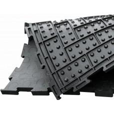 GUMMIMÅTTE - BELMONDO TREND (100x100 cm)