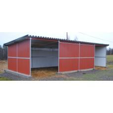 LØSDRIFTSSTALD (47 m2)