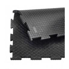 GUMMIMÅTTE - BELMONDO PADDOCK (100x100 cm)
