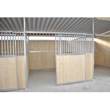 UDESTALDE I GRAN MED 6 BOKSE (3,5 x 3,5 m)